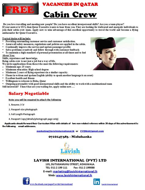 Air india limited recruitment, cabin crew jpg 819x1077
