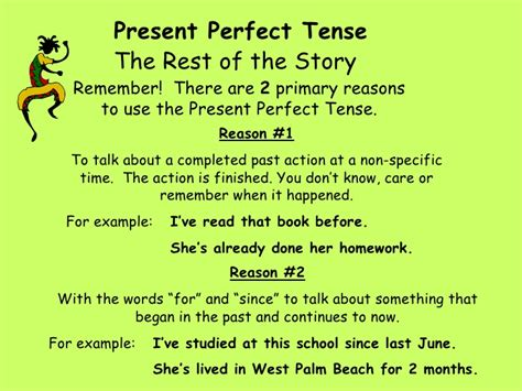 Grammatical aspect of present perfect thoughtco jpg 728x546